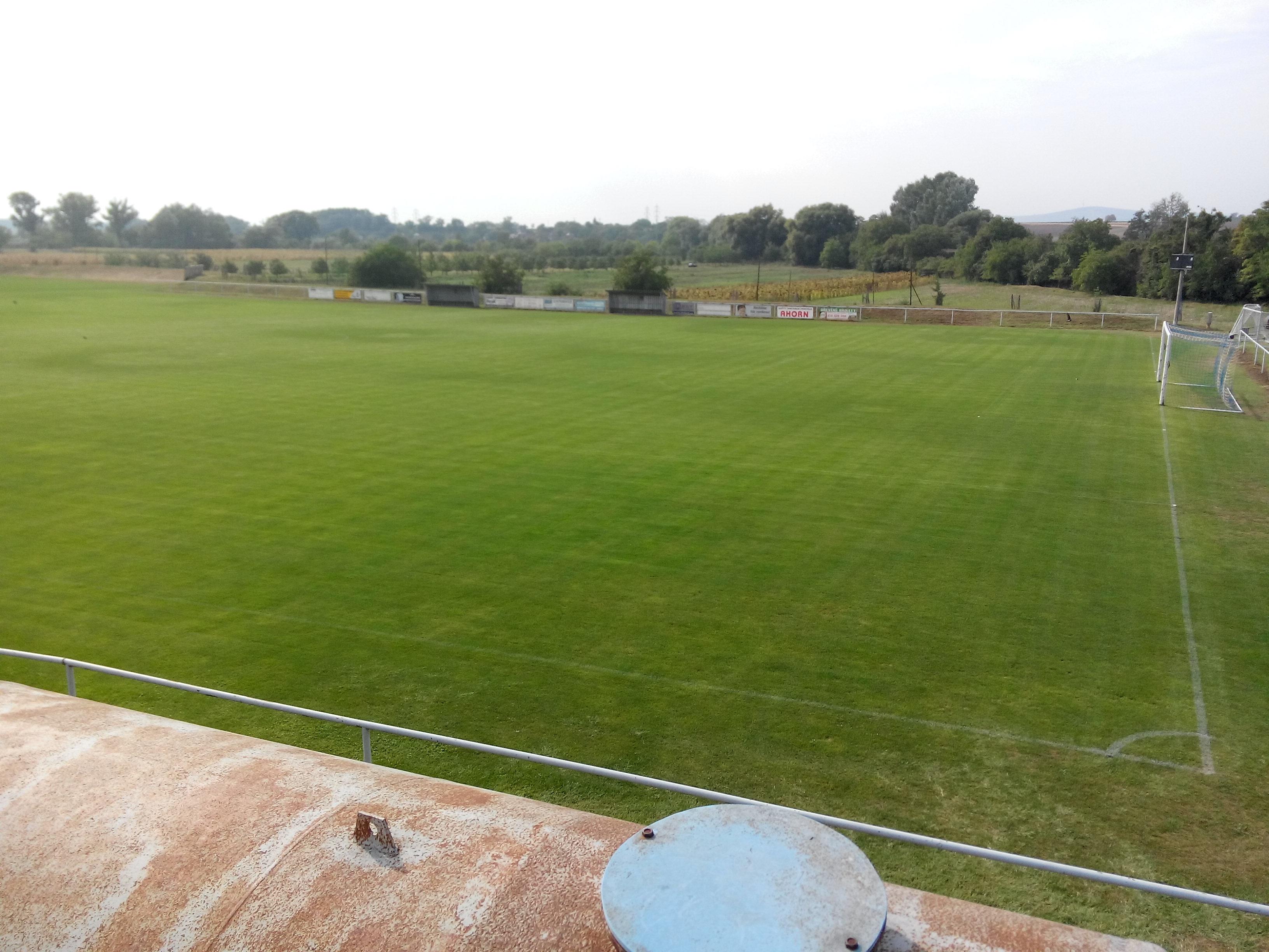 Velké fotbalové hřiště